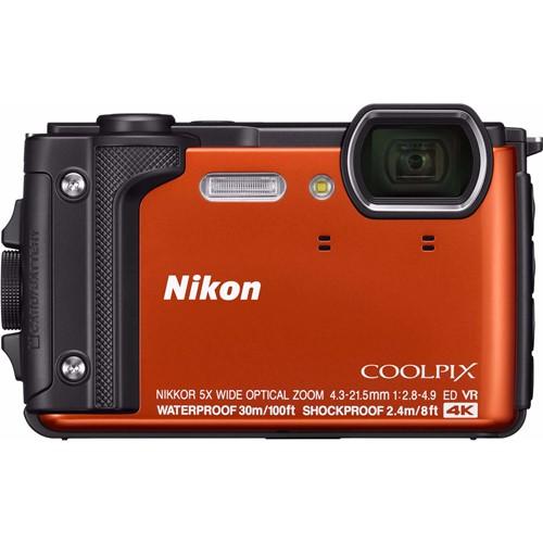 Nikon compact camera COOLPIX W300 Oranje