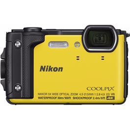 Nikon compact camera COOLPIX W300 Geel