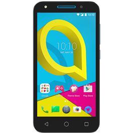 Alcatel smartphone U5 + Lebara-prepaid (Zwart/Blauw) kopen