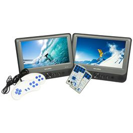 Salora DVD Player DVP9948DUO Portable