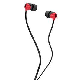 Skullcandy in-ear hoofdtelefoon Jib (zwart/rood)