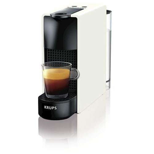 Nespresso Krups koffieapparaat Essenza Mini XN1101 (Wit)