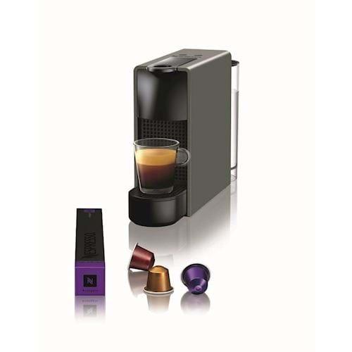 Nespresso Krups koffieapparaat Essenza Mini XN110B (Grijs)