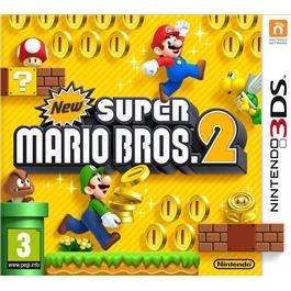 Nintendo New Super Mario Bros. 2 3DS