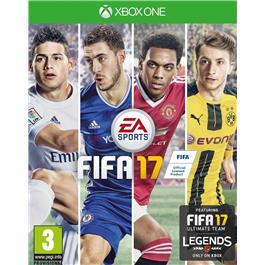FIFA 17 voor Xbox One