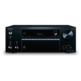 Onkyo surround receiver TX-NR676 (zwart)