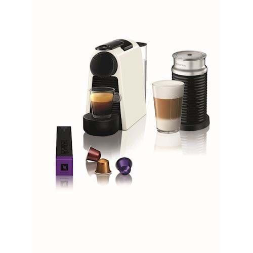 Nespresso Magimix koffieapparaat Essenza Mini Bundel M115 (Wit)