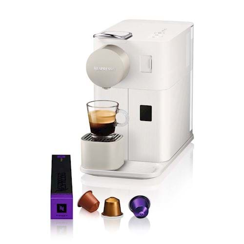 Nespresso DeLonghi koffieapparaat Lattissima One EN500 (Wit)