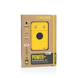 Wakawaka back-up batterij POWER+ (3000 MAH) - GEEL (NEW)