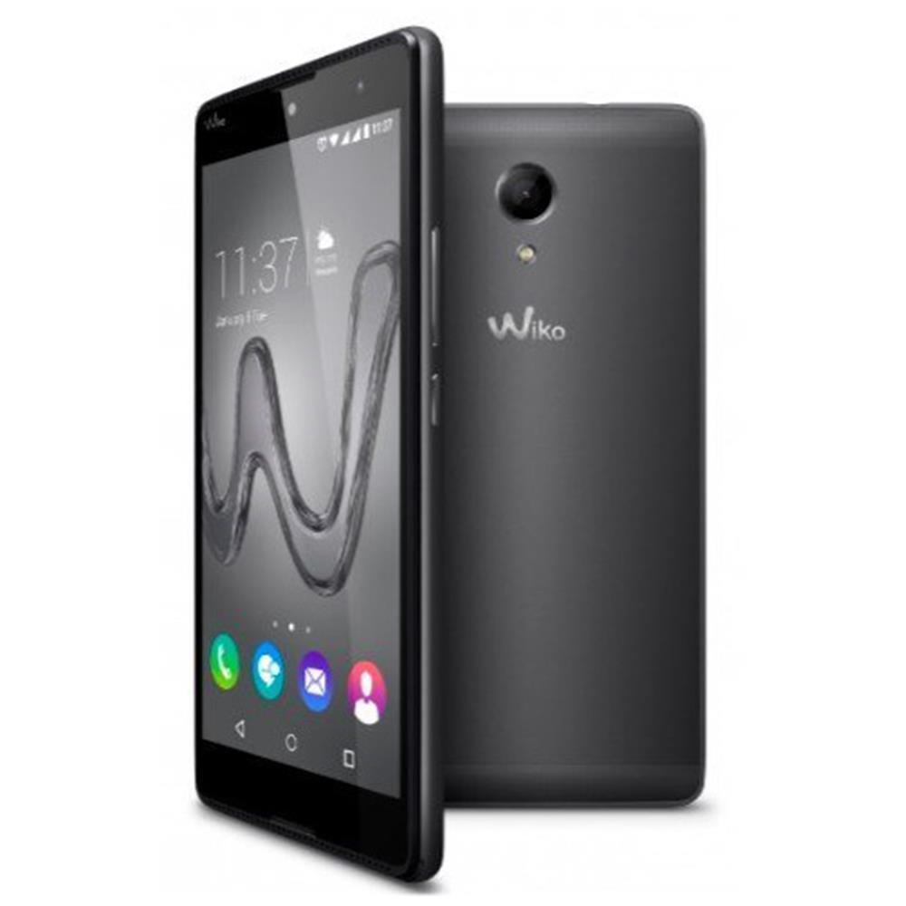 Wiko smartphone HARRY Antraciet