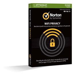 Norton WiFi Privacy (1 apparaat) kopen