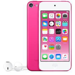 Apple iPod touch 128GB MP4-speler 128GB Roze