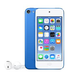 Apple Ipod Touch 128gb (blauw)
