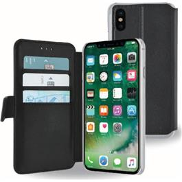 Azuri telefoonhoesje WALLET CASE IPHONE 10