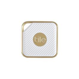 Tile Style Bluetooth Tracker Goud single pak