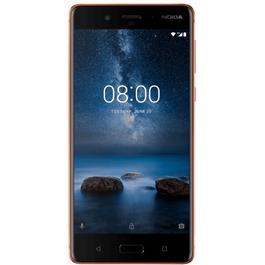 Nokia 8 smartphone (Polished Copper) kopen