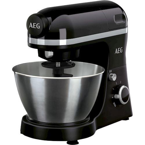 AEG keukenmachine KM3300 Zwart