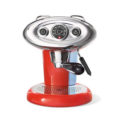 illy espressomachine X7.1 (Rood) - Prijsvergelijk
