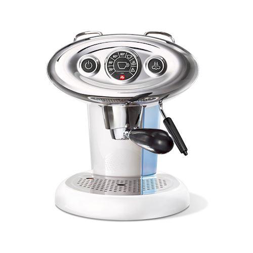 illy espressomachine X7.1 (Wit) - Prijsvergelijk