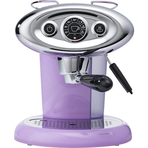 illy espressomachine X7.1 Sunrise (Paars)