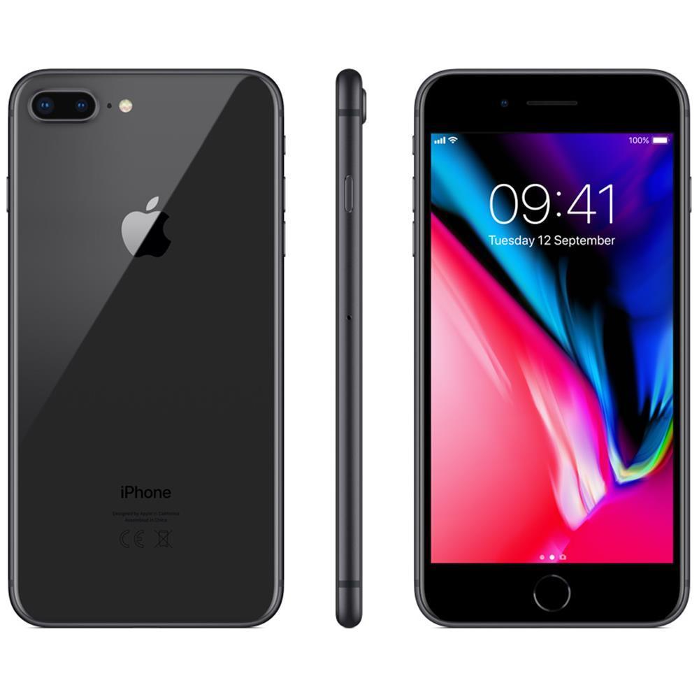 Afbeeldingsresultaat voor iphone 8 plus zwart
