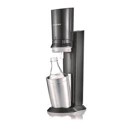 SodaStream soda maker Crystal (Zwart)