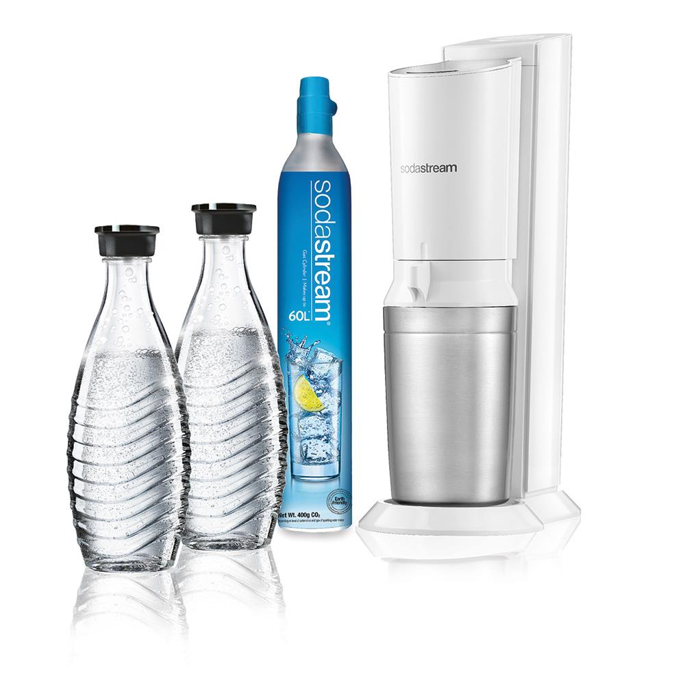 SodaStream soda maker Crystal (Wit)