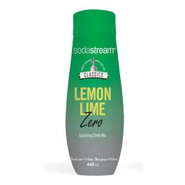 SodaStream siroop Lemon Lime light Classic New Range 440 ml
