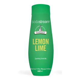 SodaStream siroop Lemon Lime Classic New Range 440 ml