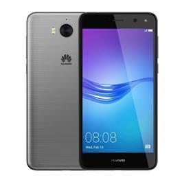 Huawei smartphone Y6 2017 + Lebara-prepaid (Grijs) kopen