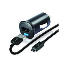 Temium lader TEMIUM USB CAR CHARGER MICRO USB