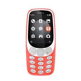 Nokia mobiele telefoon 3310 3G (Rood) kopen