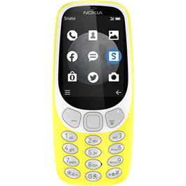Nokia mobiele telefoon 3310 3G (Geel) kopen