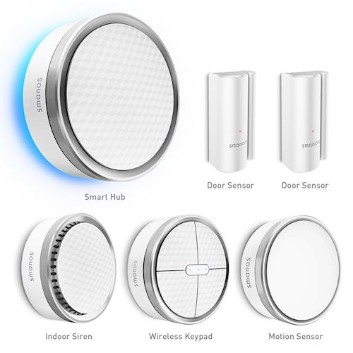 Smanos alarmsysteem K1 Smart Home DIY Kit