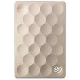 Seagate Backup Plus Ultra Slim 1tb USB3.0 (Goud)