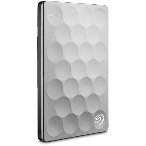 Seagate Backup Plus Ultra Slim 2tb USB3.0 (Platinum)