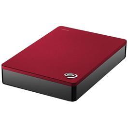 Seagate Backup Plus Portable 4tb USB3.0 (Rood)