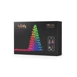 Twinkly Smart kerstboomverlichting 175LEDs (17.5 meter)