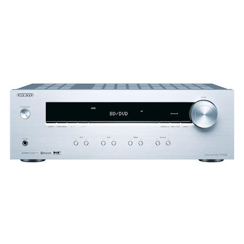 Onkyo stereo receiver TX-8220 (zilver)