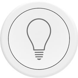 Flic draadloze smartknop Single - Lights
