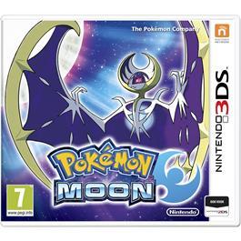 Nintendo POKÉMON MOON 3DS
