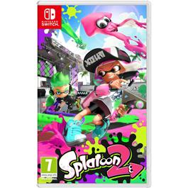 Nintendo SPLATOON 2 Switch