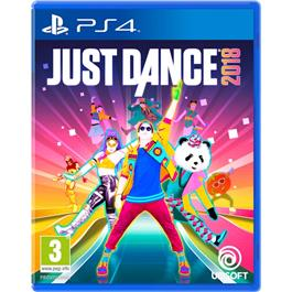 Sony Just Dance 2018 – PS4