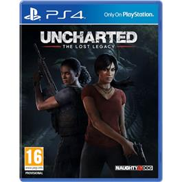 Sony Uncharted The Lost Legacy PS4