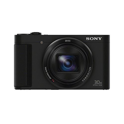 Sony compact camera DSC HX90V incl. tas en 8 GB geheugenkaart