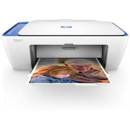 HP DeskJet 2630 AiO 4800 x 1200DPI Thermische inkjet A4 7.5ppm Wi-Fi Blauw, Wit multifunctional