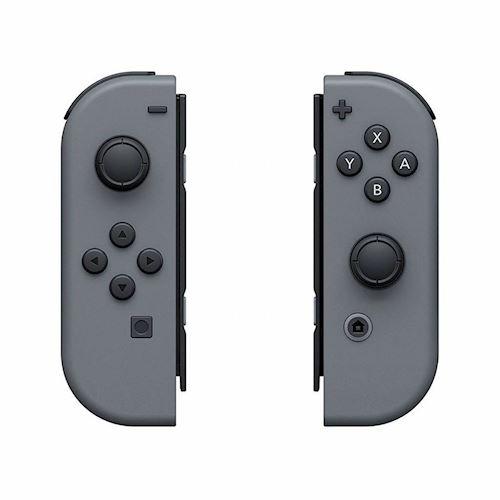 Nintendo Switch controllerset Joy Con Grijs