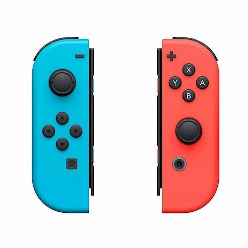 Nintendo Switch controllerset Joy Con Rood Blauw