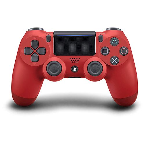 Sony PlayStation 4 Wireless Dualshock 4 V2 Controller Rood