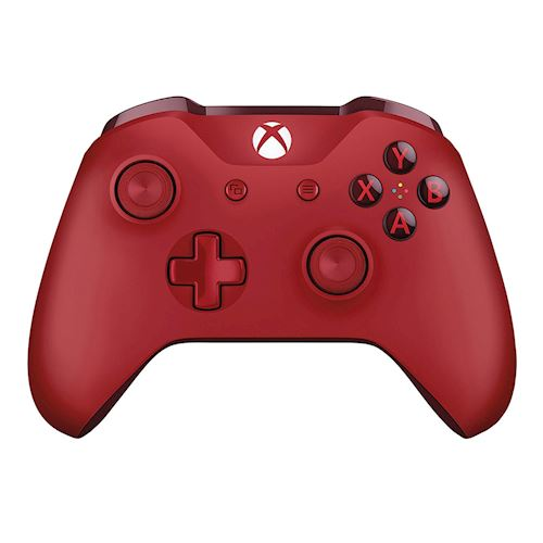 Microsoft game software WL CONTROLER (RED)
